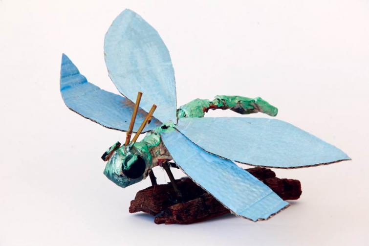 Znalezione obrazy dla zapytania owady z recyklingu grafika